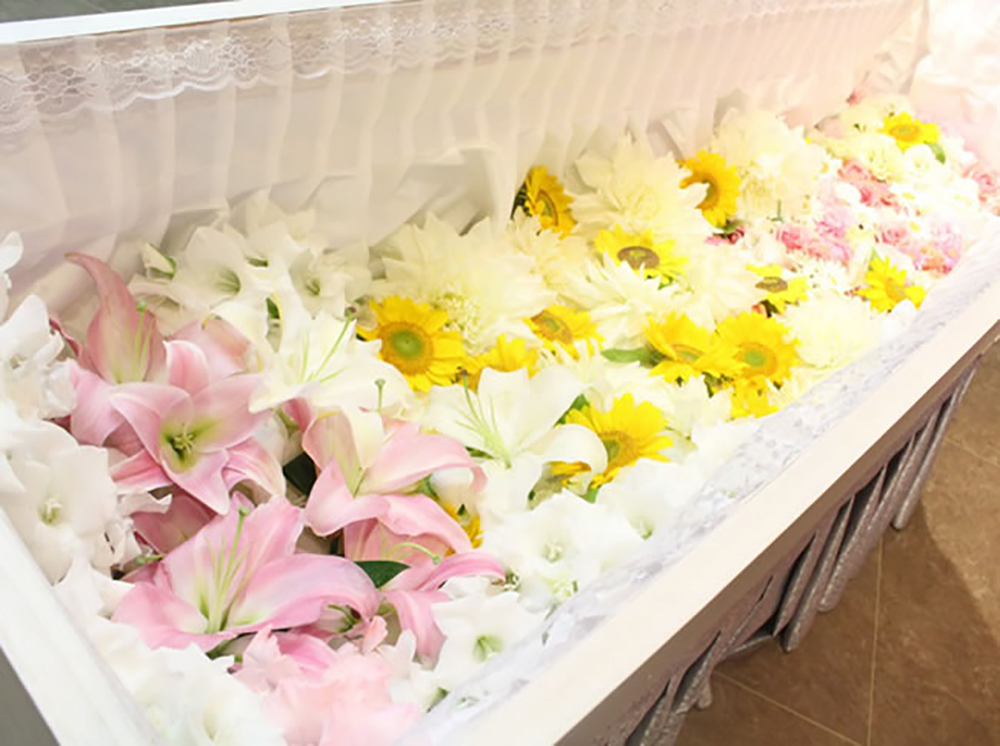 春日部市の葬儀の注意点の写真